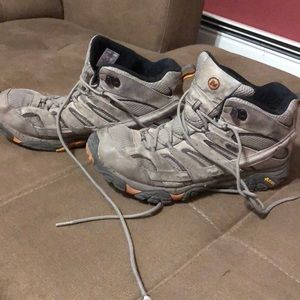 Merrell hiking/work boots